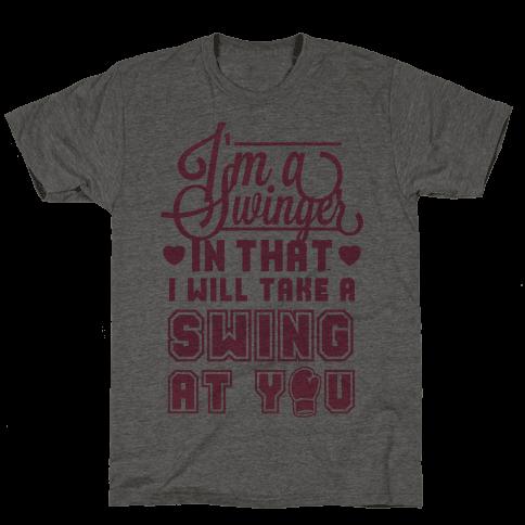 I'm A Swinger (Boxing)