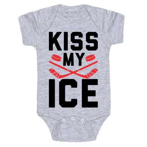 Kiss My Ice Baby Onesy