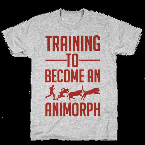 Training To Become An Animorph
