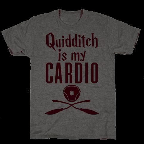 Quidditch Is My Cardio