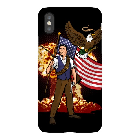 Total Reaganation Phone Case