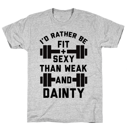 Fit and Sexy Mens T-Shirt