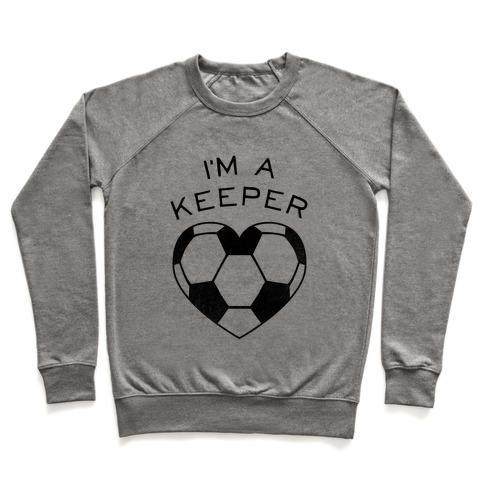 I'm a Keeper (Baseball Tee) Pullover