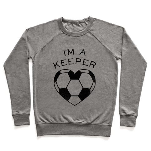 I'm a Keeper (Baseball Tee) Pullover