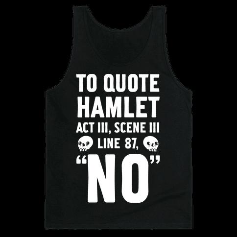 hamlet function 3 market 2 quotes