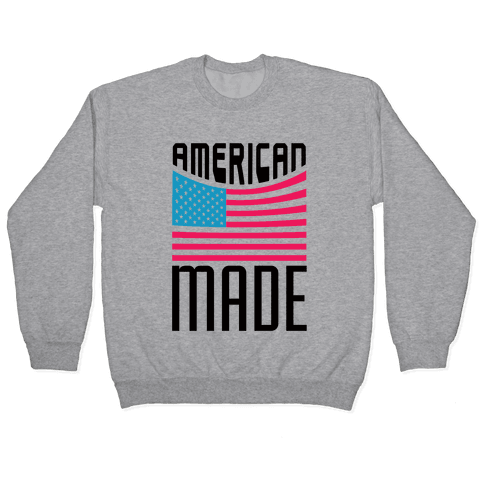 American Made Pullover