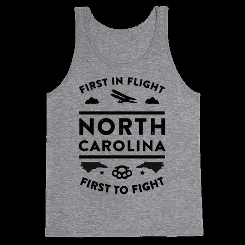 North Carolina Fight and Flight