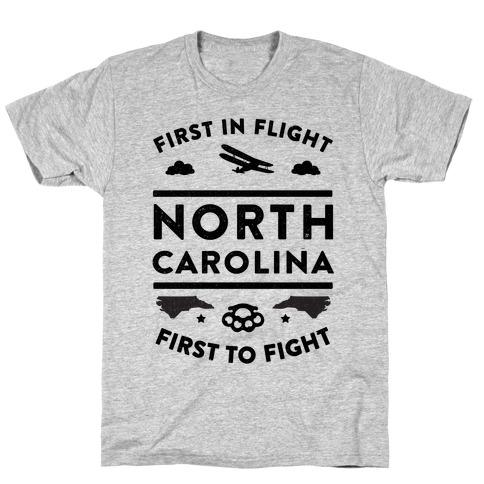 North Carolina Fight and Flight T-Shirt