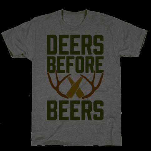 Deers Before Beers
