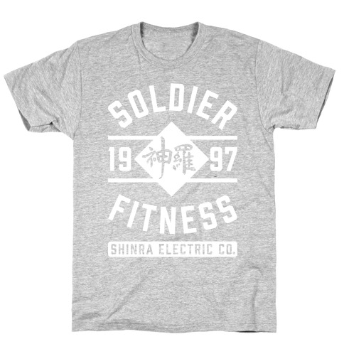 Soldier Fitness T-Shirt