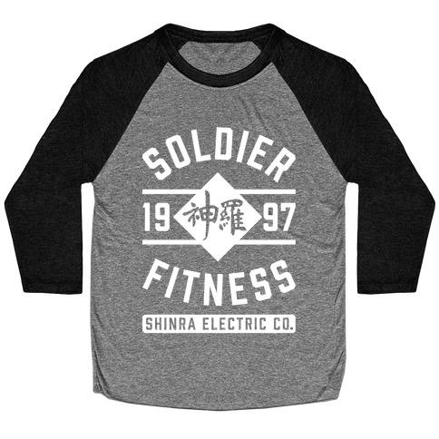 Soldier Fitness Baseball Tee