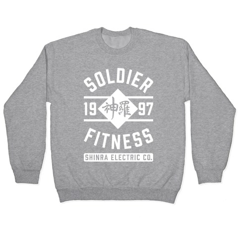 Soldier Fitness Pullover