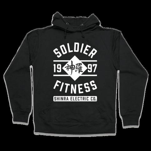 Soldier Fitness Hooded Sweatshirt
