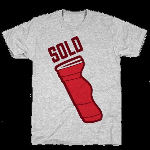 Solo Mates 1 Mens T-Shirt