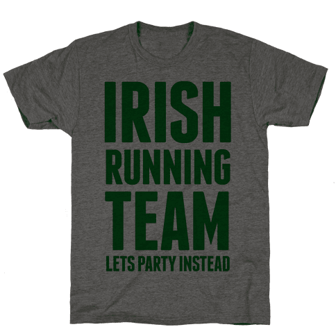 Irish Running Team
