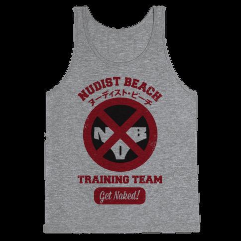 Nudist Beach Training Team