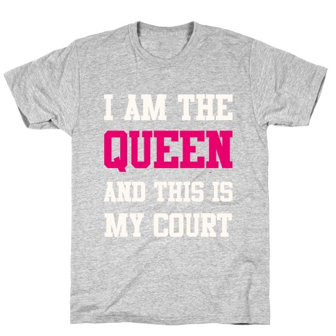 This Is My Court T-Shirt