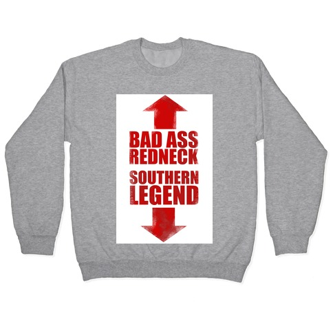 Southern Legend Pullover