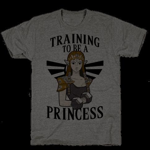 Training To Be A Princess