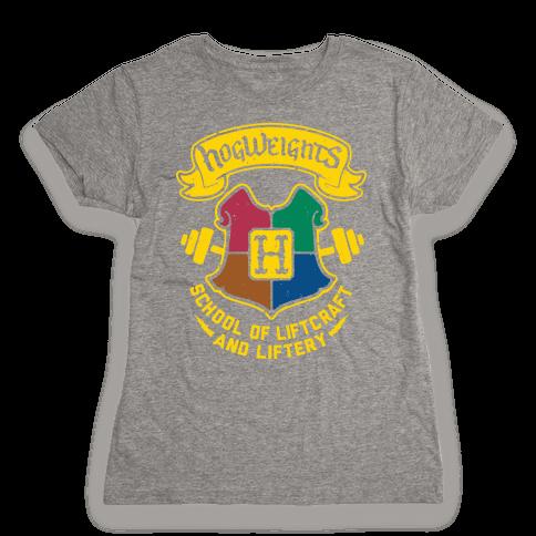 HogWeights Womens T-Shirt