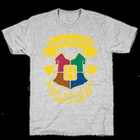 HogWeights Mens T-Shirt