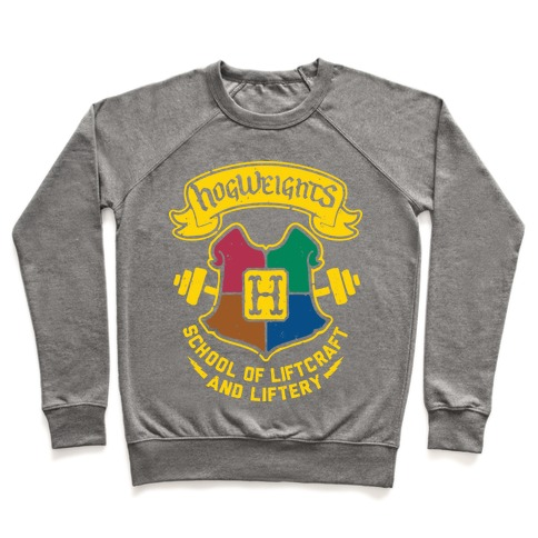 HogWeights Pullover