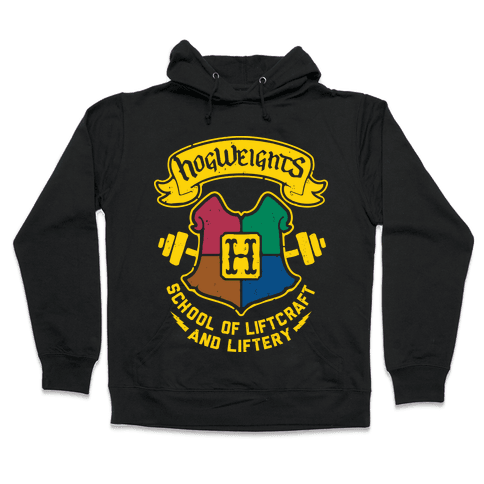HogWeights Hooded Sweatshirt
