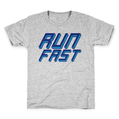 Run FAST Kids T-Shirt