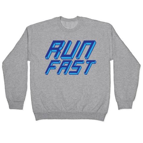 Run FAST Pullover