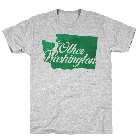 The Other Washington Mens T-Shirt