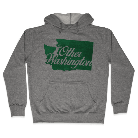 The Other Washington Hooded Sweatshirt