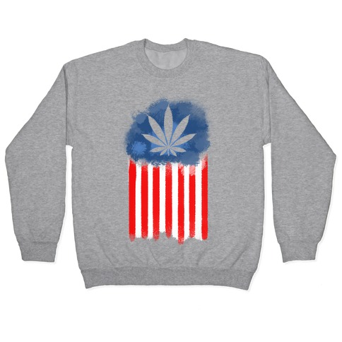 In Weed We Trust (Political) Pullover