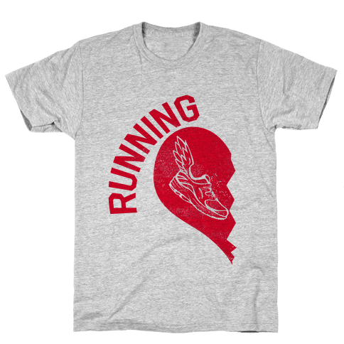 Running Partners (Pt.1 Tank) Mens T-Shirt