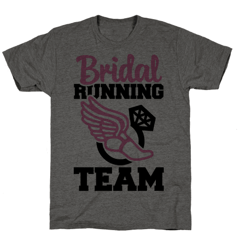 Bridal Running Team