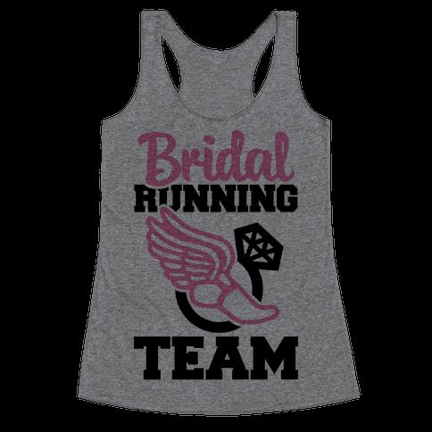 Bridal Running Team
