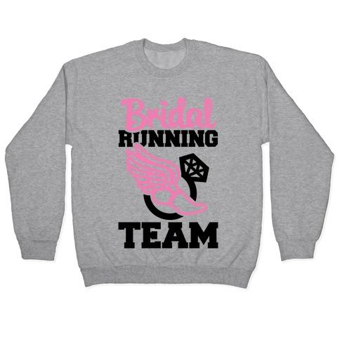Bridal Running Team Pullover