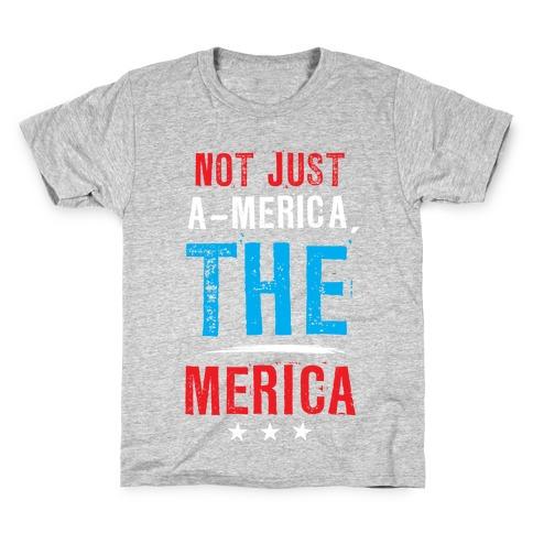 The Merica Kids T-Shirt