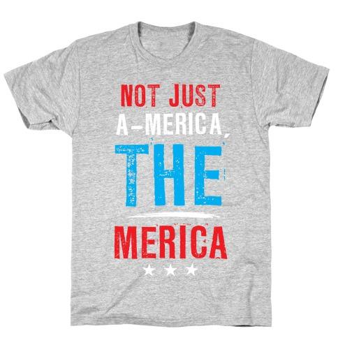 The Merica Mens T-Shirt