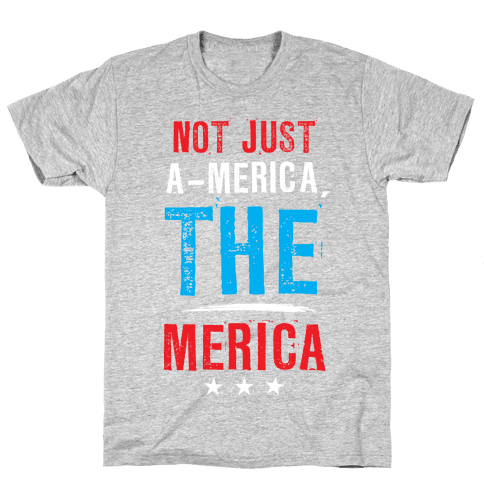 The Merica Mens T-Shirt