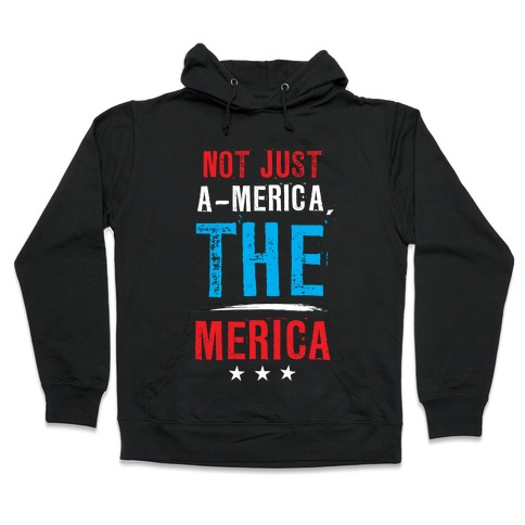 The Merica Hooded Sweatshirt