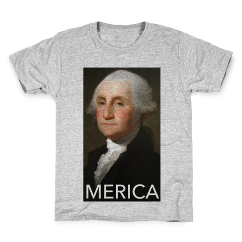 Washington's Merica Kids T-Shirt