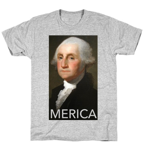 Washington's Merica T-Shirt