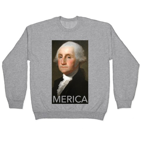Washington's Merica Pullover
