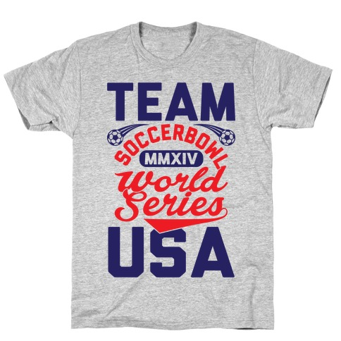 Soccerbowl World Series T-Shirt
