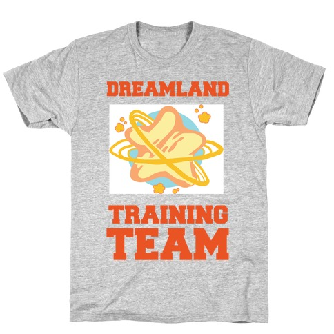 Dreamland Fitness Team T-Shirt