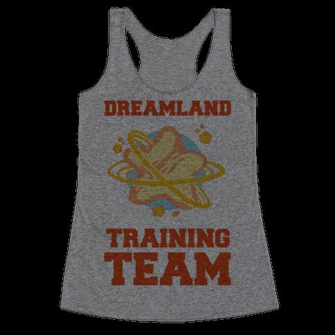 Dreamland Fitness Team Racerback Tank Top