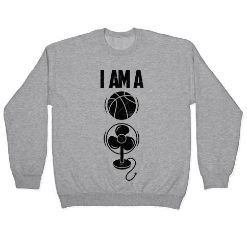 Basketball Fan Pullover