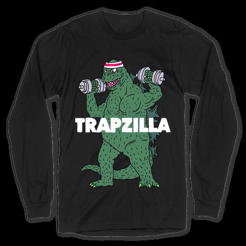Trapzilla Long Sleeve T-Shirt