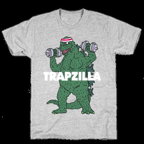 Trapzilla Mens T-Shirt