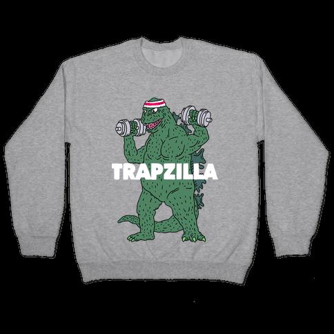 Trapzilla Pullover